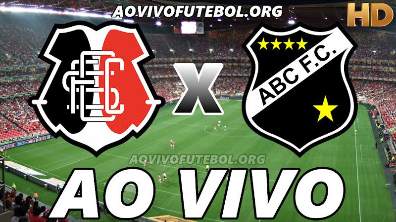 Assistir Santa Cruz vs ABC Ao Vivo HD