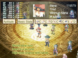 Disgaea 2 Cursed Memories ps2