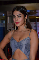 Rhea Chakraborty in a Sleeveless Deep neck Choli Dress Stunning Beauty at 64th Jio Filmfare Awards South ~  Exclusive 080.JPG