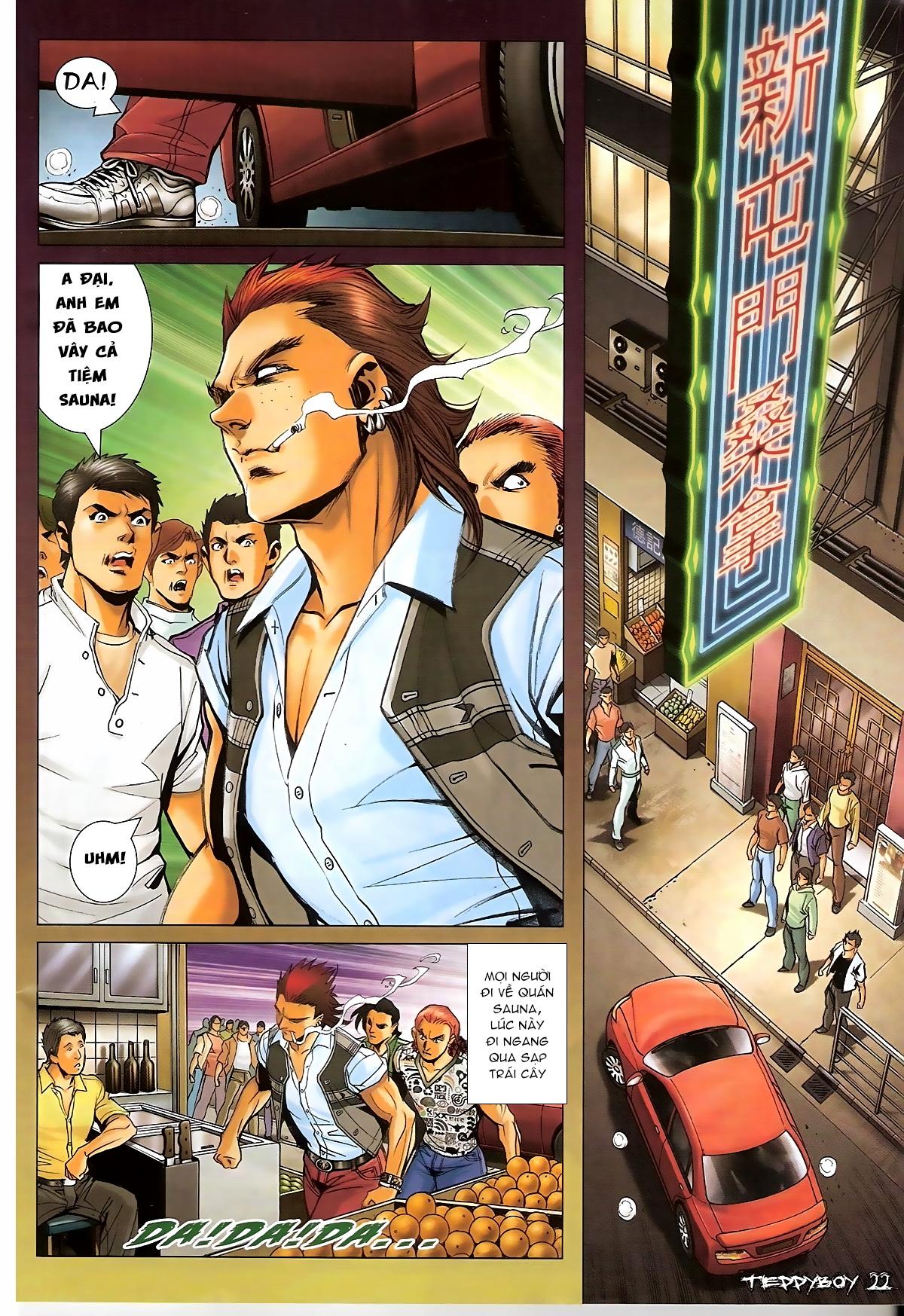 Người Trong Giang Hồ - Chapter 1319: Con trai Sinh Phiên - Pic 19