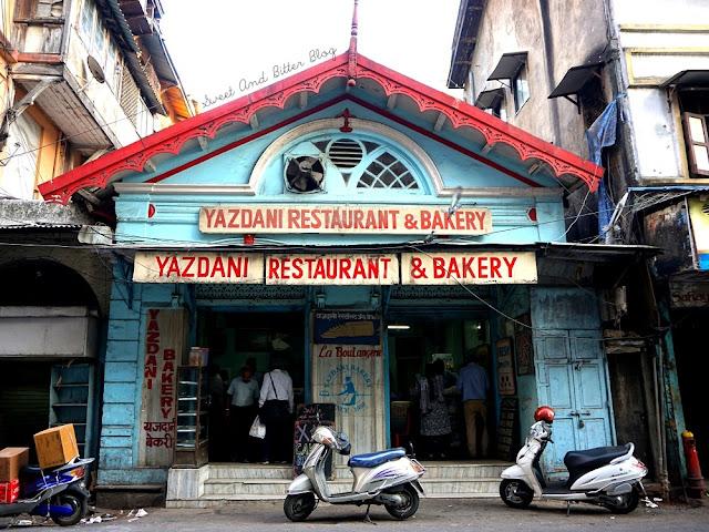 Yazdani Bakery, Fort, Mumbai
