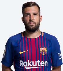"""Jordi Alba Ramos"""
