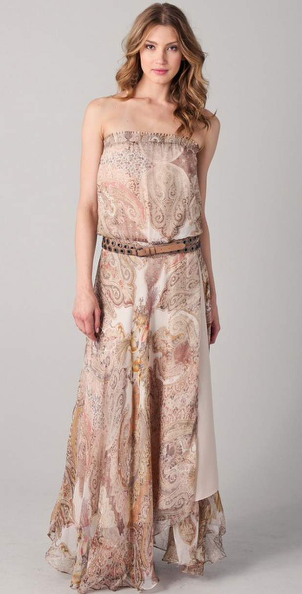 fashion: Bohemian Style Dresses
