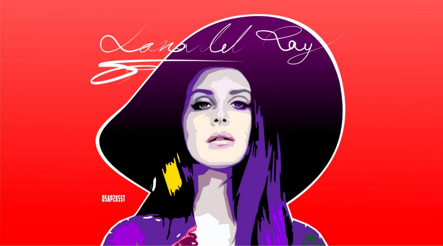 Lana Del Rey Singer Music Hd Wallpaper Wallpapers Latest