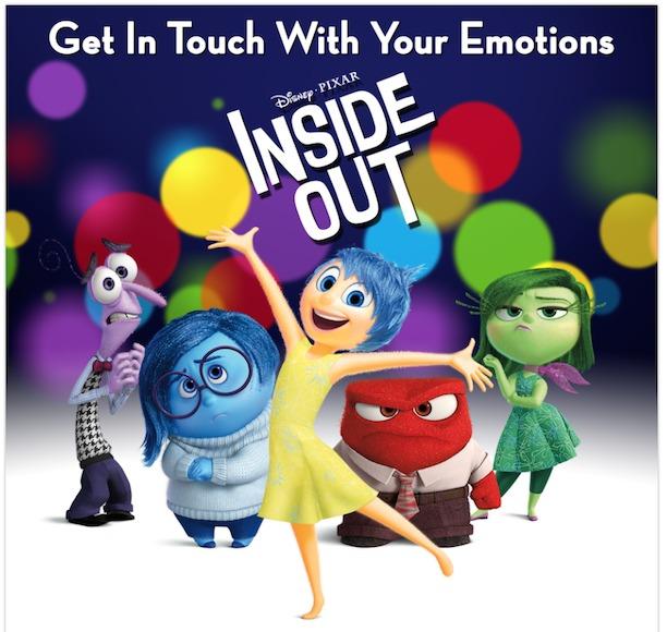 Movie : Disney PIXAR Inside Out