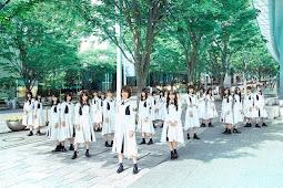 "Total Penjualan Album Hiragana Keyakizaka46 ""Hashiridasu Shunkan"" di Hari Pertama"