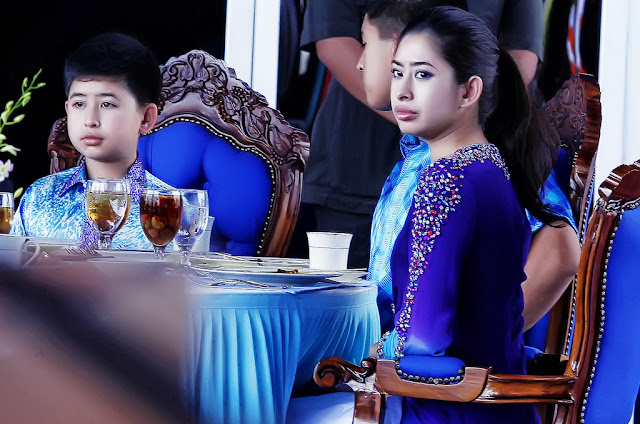 Siapa Jejaka Bertuah Pilihan Hati Tunku Tun Aminah Langsung Perkahwinan 14 Ogos Ini