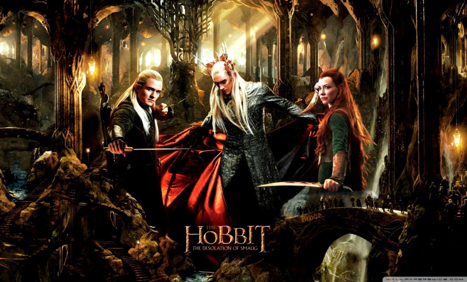 The Hobbit Desktop Wallpaper | Wallpapers Design