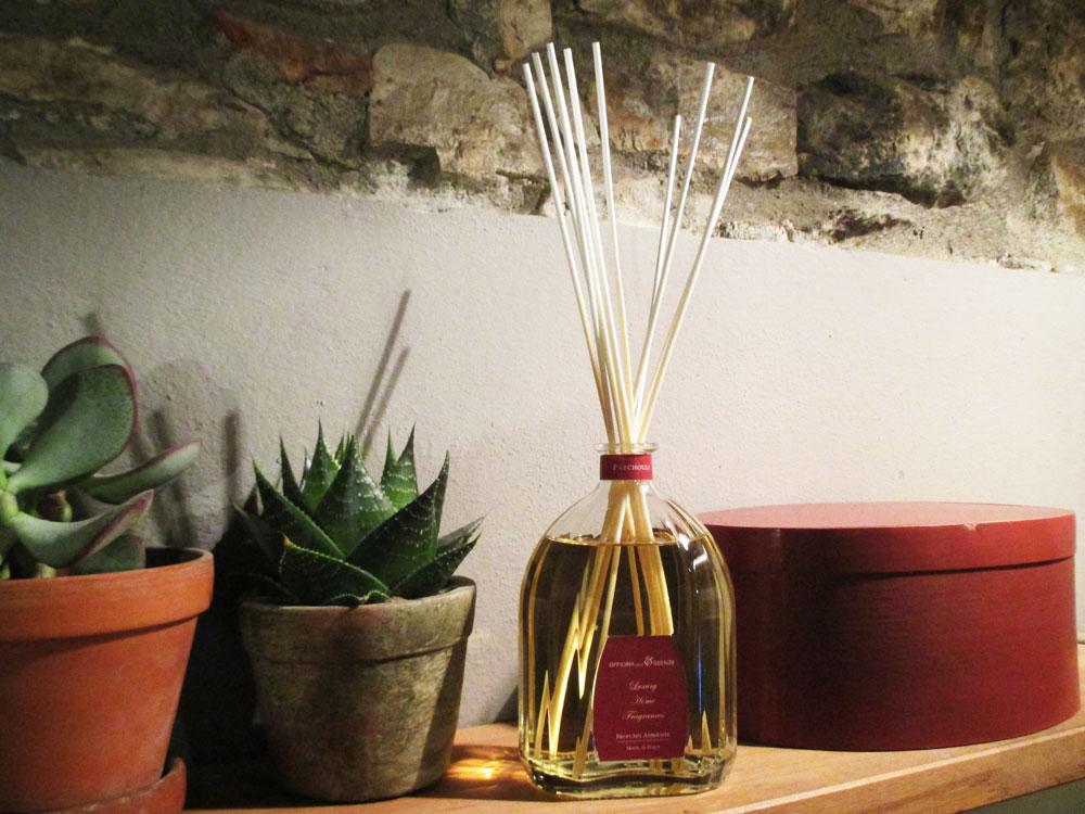 Un buon profumo può donare agli ambienti un effetto rilassante, rendendo la casa più accogliente e piacevole da vivere