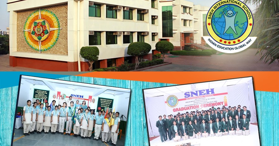 Sneh International School Provides Conventional Methods Of Learning In Flexible Manner