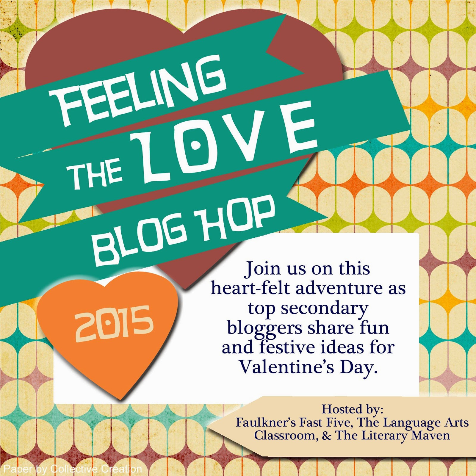 Valentine's Day Blog Hop 2015