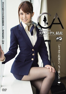 Japanese Stewardess Porn Video