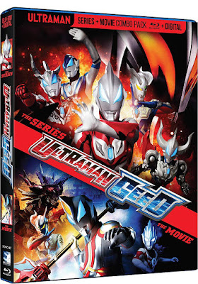 Ultraman Geed 2017 Bluray Movie And Series