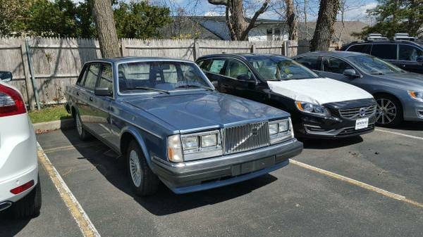 Daily Turismo: DT Favorite: 1984 Volvo 240 5 0