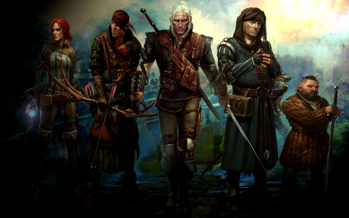 the witcher 2 download
