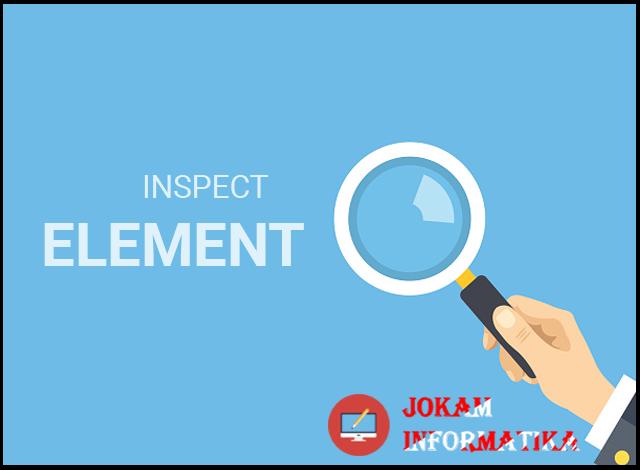 Inilah 6 Manfaat Inspect Element Website Untuk Web Developers - JOKAM INFORMATIKA