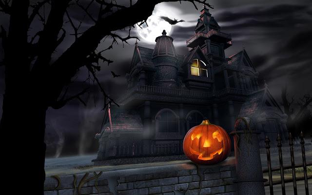 Halloween backgrounds desktop 2