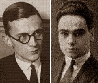 Los ajedrecistas Rey y Vilardebó