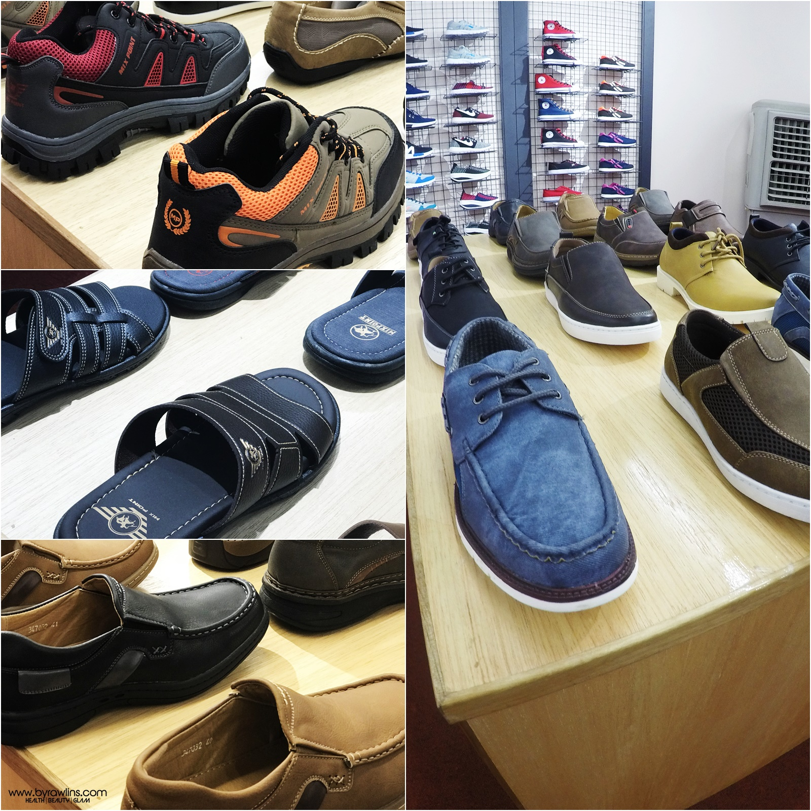 Fashion by Rawlins, Hypershoe, Kedai kasut bangi, KIP Mall, Mix Point, MP Sports, MP Kids, Vetini,