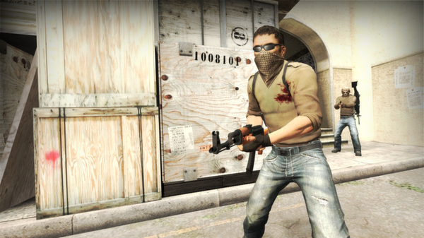 Counter Strike Global Offensive Game Play