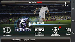 Download PES 2012 Full APK