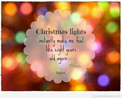 Christmas Light Quotes