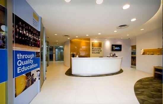 Thủ tục nhập học vào MIS Singapore