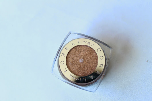 Get the look with L'oreal Infallibe, my favorite drugstore eyeshadow!