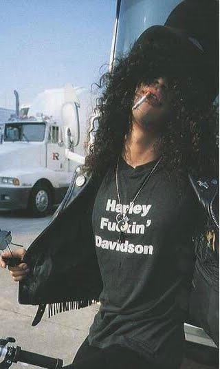 Slash Harley Fuckin' Davidson t-shirt. PYGear.com