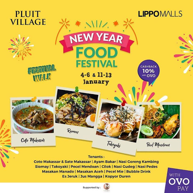 new year food festival 2019