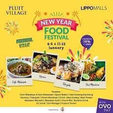 New Year Food Festival 2019 Hadir, Yuk Warga Jakarta Mampir