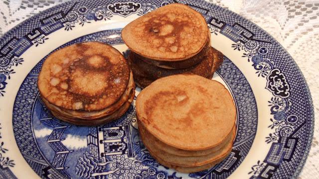 Russian pancakes