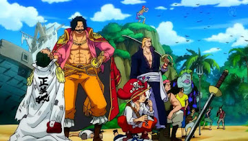 One Piece Episode 965