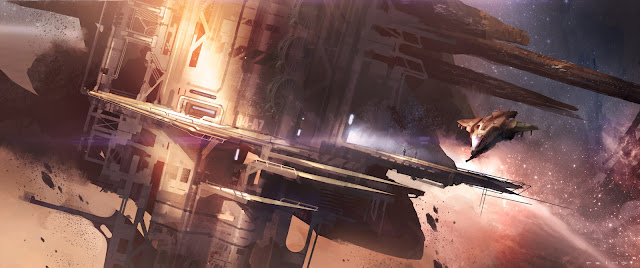warhouse concept art halo 4