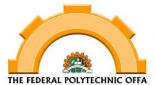 Federal Polytechnic, Offa 2017/2018 Pre-ND & (Full-Time & Part-Time) ND/HND Admission Form Out