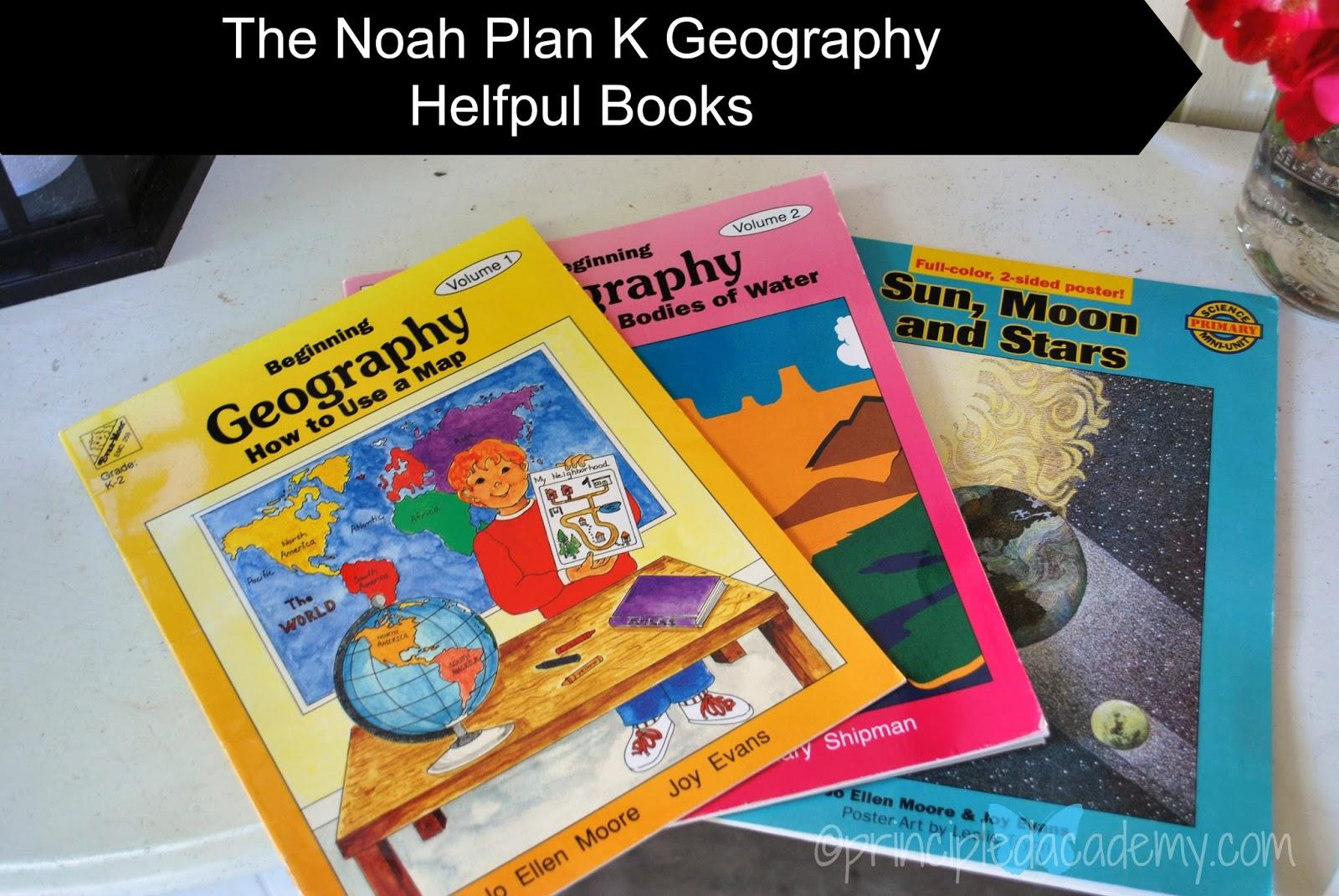 The Noah Plan Kindergarten Essentials Heather S List