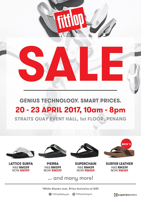 FitFlop Malaysia Sale Discount Promo Deals