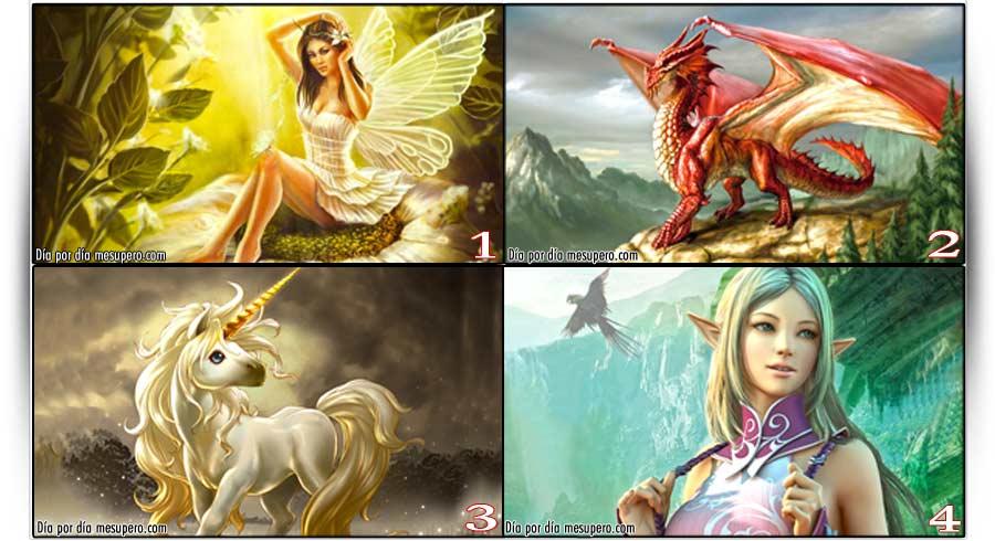Dime qué criatura mitológica te gusta más y describiré tu personalidad