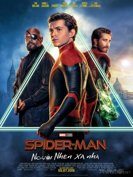 Nguoi nhen xa nha - Spider-Man: Far From Home 2019 Vietsub