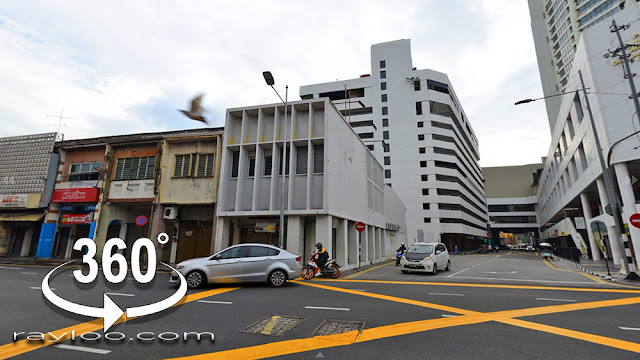 Penang Road George Town Next Komtar Opp Central Hotel Shop For Rent