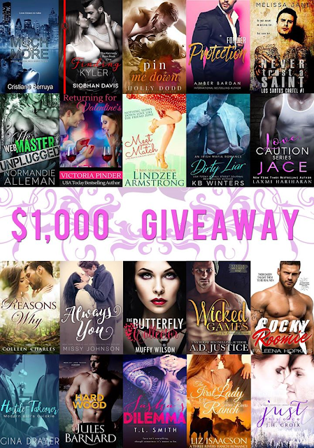 http://beccahamiltonbooks.com/giveaways/everyone-wins-20-free-romance-books-1-person-wins-1000/?lucky=520409