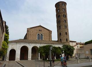 Basílica de San Apollinare Nuevo.