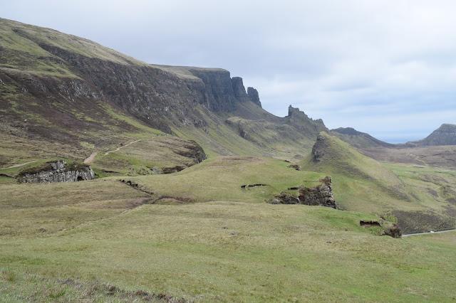 Quiraing, Isle of Skye