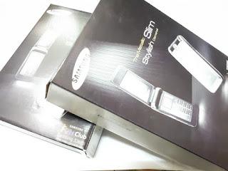 Dus Hape Samsung S3600i Flip Murah