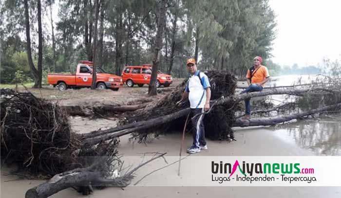 Hadapi Bencana, BPBD SBT Posisi Siaga