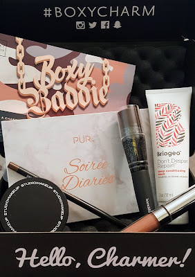 BoxyCharm Sept 2017