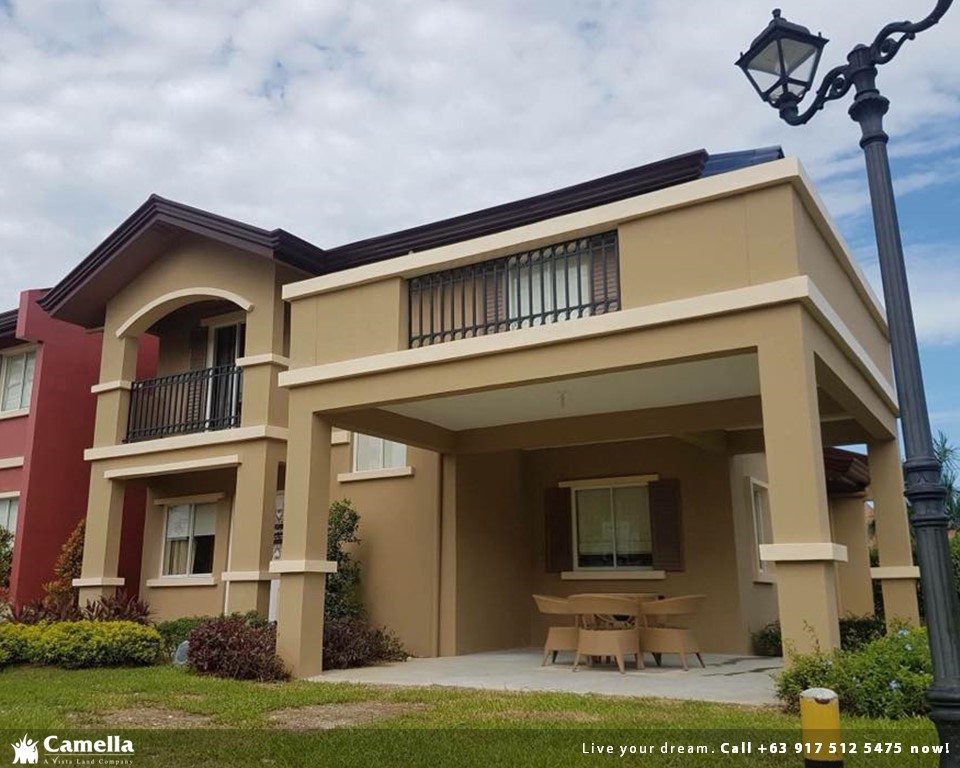 Photos of Greta - Camella Alta Silang | House & Lot for Sale Silang Cavite