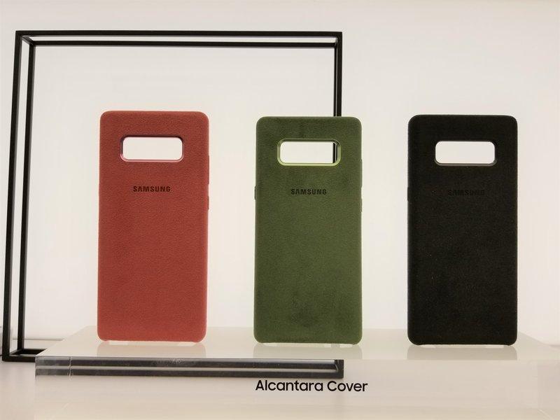 samsung-studio-pop-up-las-vegas-galaxy- 8-phone-alcantra-case