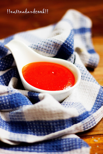 how to make Homemade Hot Sauce recipe and preparation