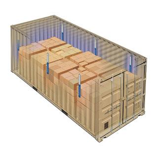 túi hút ẩm cho container